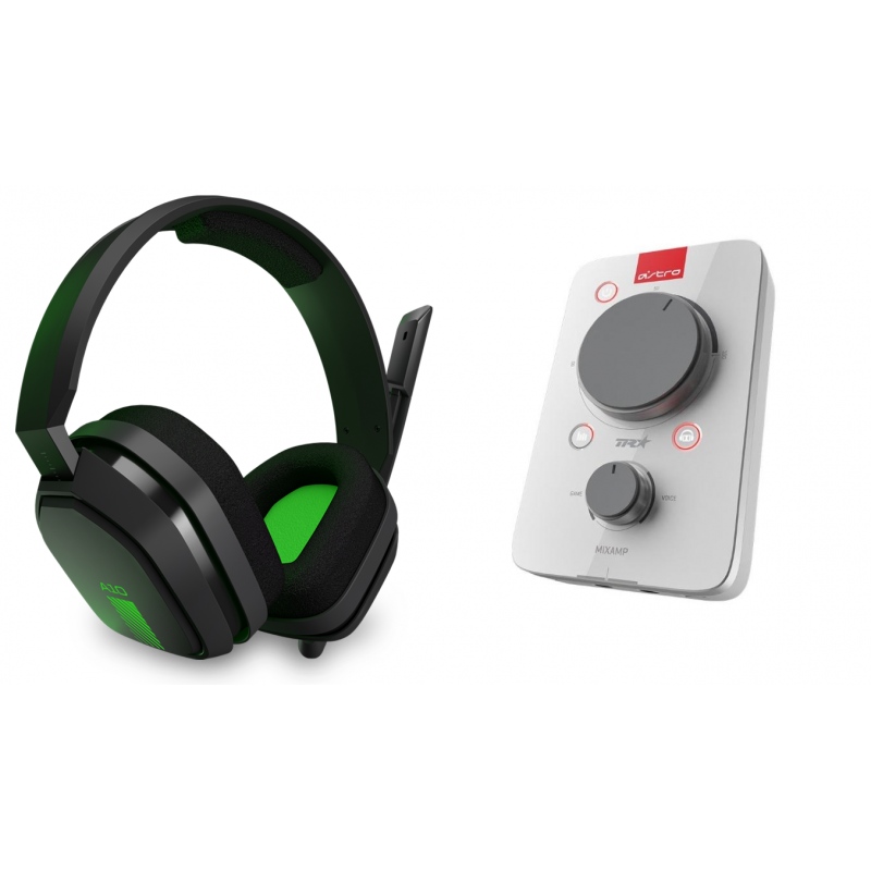 Astro A10 System Bundle Green (PC/XboxOne)