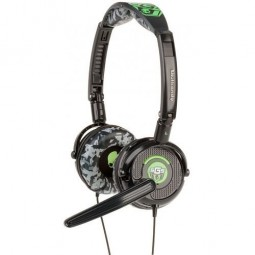 Skullcandy Lowrider SGS Xbox 360 Boom mic